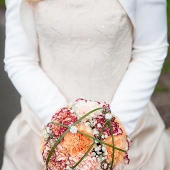 Hochzeit in Stemwede und wir als Fotografenteam aus Detmold voll dabei