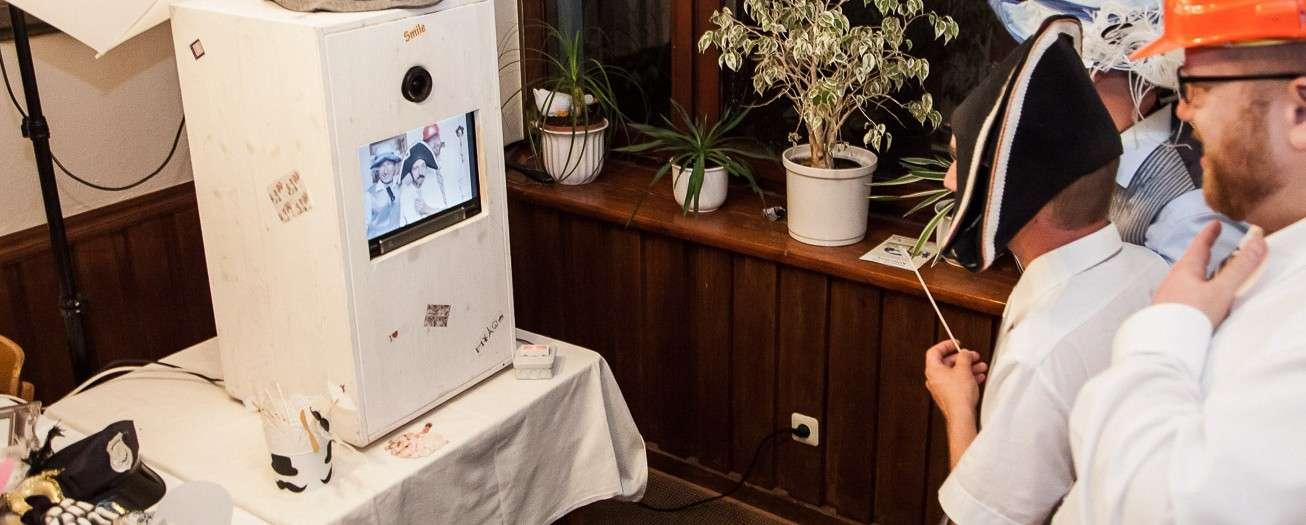 Fotobox Steffi und Stefan - made by your Fotograf aus Detmold ;-)