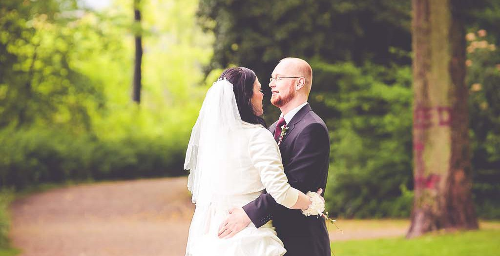 Hochzeit in Detmold – Hochzeitsfotos vom Fotograf aus Detmold – Fotodesign Stein