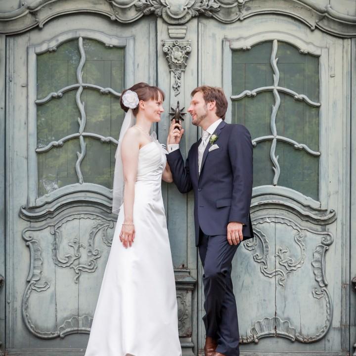 Fotograf Detmold – Hochzeitsfotos Freilichtmuseum Detmold – Antje und Christoph